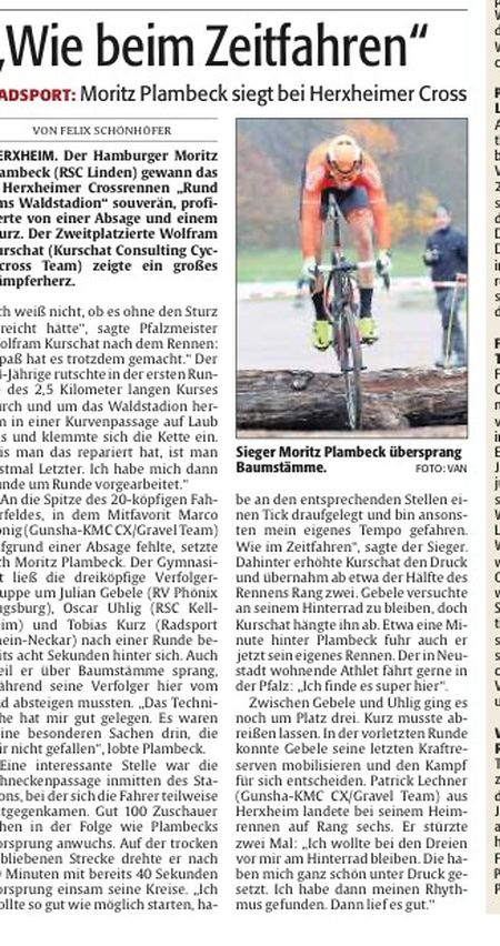Cross Herxheim